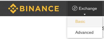 Choosing Basic Exchange